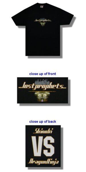 Lost Prophets - Last Train Home - Shirt