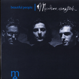 Modern English - Beautiful People - Compact Disc on TVT Records