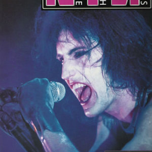 Nine Inch Nails - Tear Out Photo Book - Featuring Pictures Of Trent Reznor