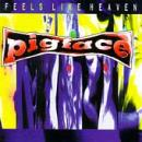 Pigface - Feels Like Heaven - Cassette tape on Invisible Records