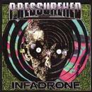 Pressurehed - Infadrone - Cassette tape on Cleopatra Records