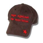 Rage Against The Machine - Red Star - Baseball Hat