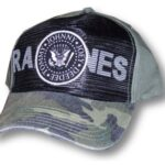 Ramones - Circle Seal Logo - Baseball Hat
