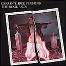 Residents - God In Three Persons Soundtrack - Cassette tape on Ryko Records