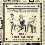 Revolting Cocks - Lets Get Physical - Cassette tape on Wax Trax Records