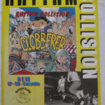 Rhythm Collision - Clobberer - 1995 Record store promo poster