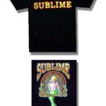 Sublime - Mermaid - Shirt