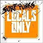 Surf Punks - Locals Only - Cassette tape on Restless Records