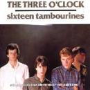 The Three O'Clock - Sixteen Tambourines - Cassette tape on Frontier Records