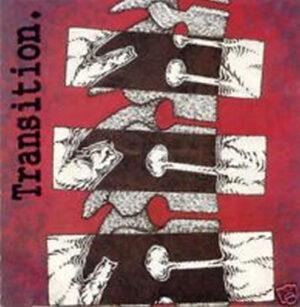 Transition - Ride My Own Spine - Skate rock vinyl album on SST Records