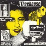 Treehouse - Courtesy Laugh - Vinyl Album on Hell Yeah Records