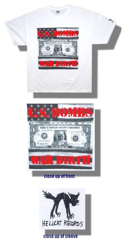 US Bombs - War Birth - Shirt