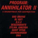 Compilation - Program Annihilator 2 - Cassette tape on SST Records