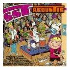Compilation - SST Acoustic - Cassette tape with Grant Hart Negativland Husk Du on SST Records