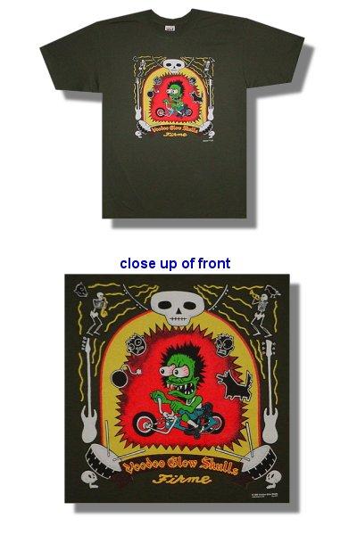 Voodoo Glow Skulls - Firme - Shirt