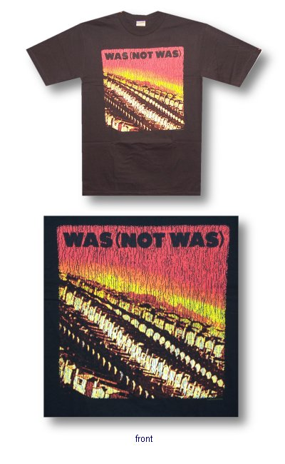 Was Not Was - Graveyards - Shirt