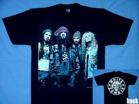 White Zombie - Band Photo - Shirt