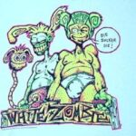 White Zombie - Die Sucker - Shirt