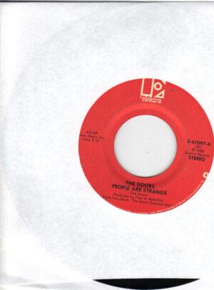The Doors - People Are Strange - 7 inch vinyl