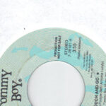 Tommy Boy - Touch And Go - 7 Inch Record