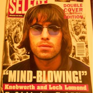 Select Magazine October 1996 UK Import