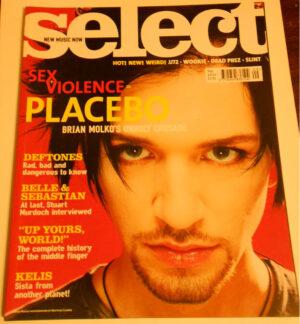 Select Magazine September 2000 UK Import