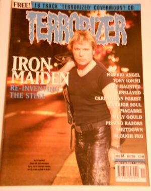 Terrorizer Magazine Issue 84 November 2000