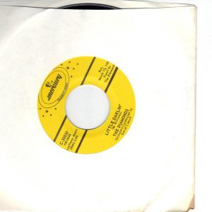 The Diamonds - Little Darlin - 7 inch vinyl
