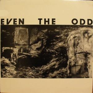 Even The Odd - S/T - Vinyl album