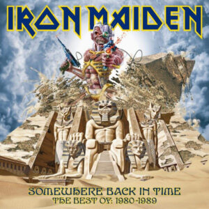 Iron Maiden - Somewhere Back In Time The Best Of 1980 - 1989