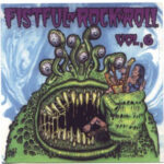 Compilation - A Fistful Of Rock N Roll Volume 6