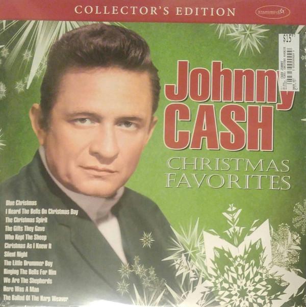 Johnny Cash – Christmas Favorites