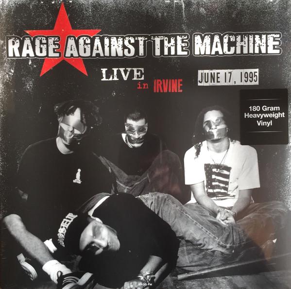 Rage Against The Machine - Live In Irvine June 17, 1995