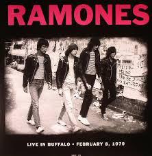 Ramones - Live In Buffalo February 8 1979