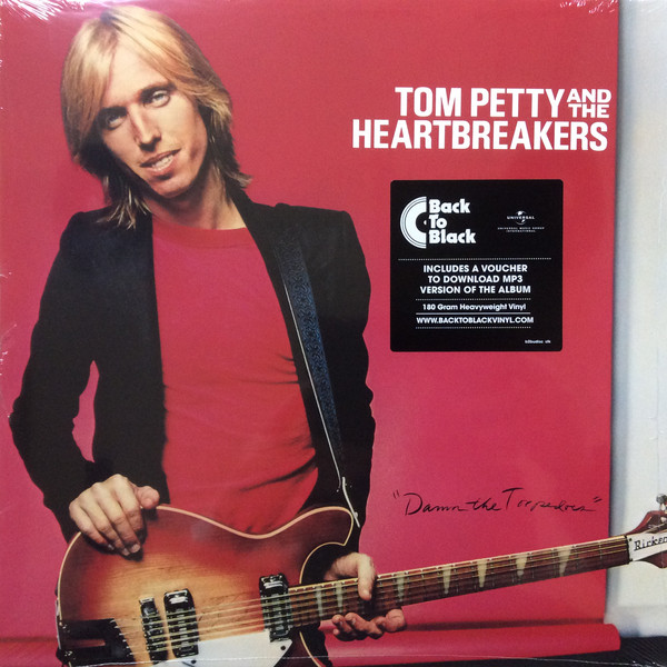Tom Petty And The Heartbreakers ‎- Damn The Torpedoes - Vinyl Album