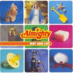 Almighty - Just Add Life Just Add Live Bonus CD