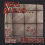 Compilation - Metal Maniacs Presents... Deranged - CD