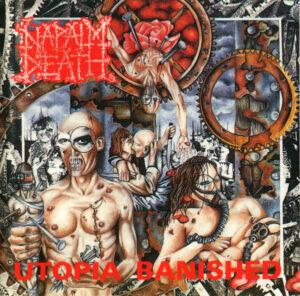 Napalm Death – Utopia Banished