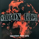 Saigon Kick ‎- Greatest Hits Live - CD