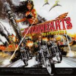 The Wildhearts ‎- The Wildhearts Must Be Destroyed - CD