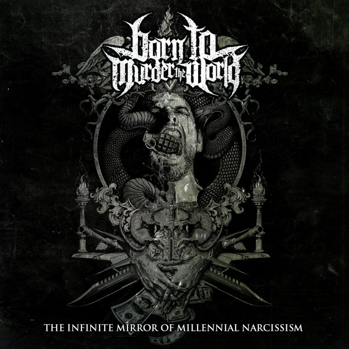 Born To Murder The World – Infinite Mirror Of Millennial Narcissism