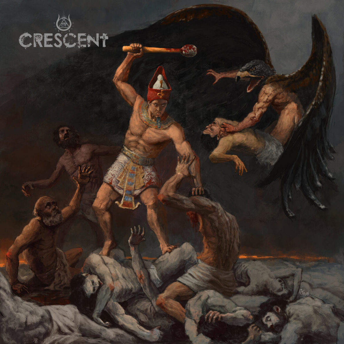 Crescent Carving – The Fires Of Akhet