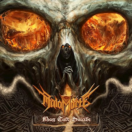 MALAMORTE – MASS CULT SUICIDE
