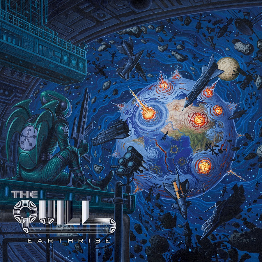 QUILL – EARTHRISE