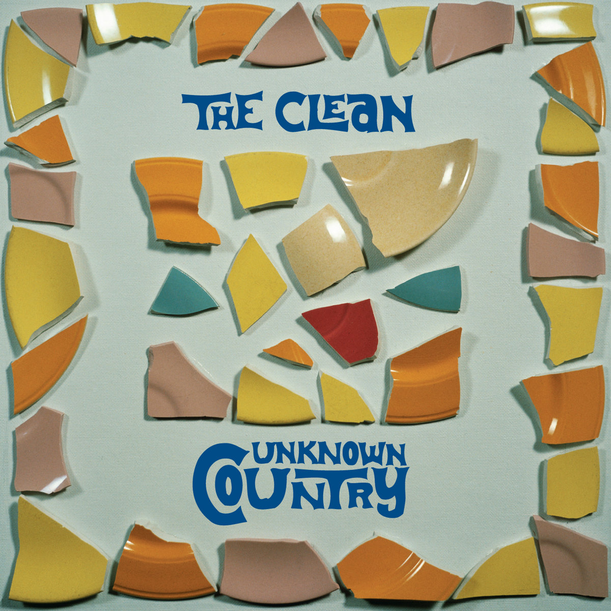THE CLEAN – UNKNOWN COUNTRY
