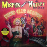 The Nutley Brass ‎- Misfits Meet The Nutley Brass - Fiend Club Lounge - Vinyl Record