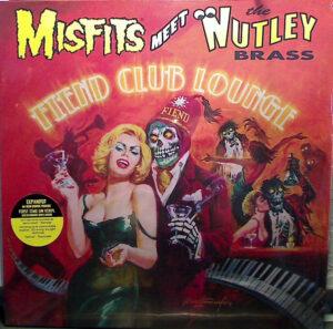 The Nutley Brass - Misfits Meet The Nutley Brass - Fiend Club Lounge - Vinyl Record