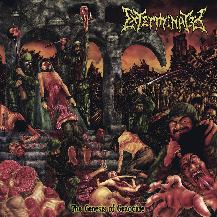 EXTERMINATED – GENESIS OF GENOCIDE
