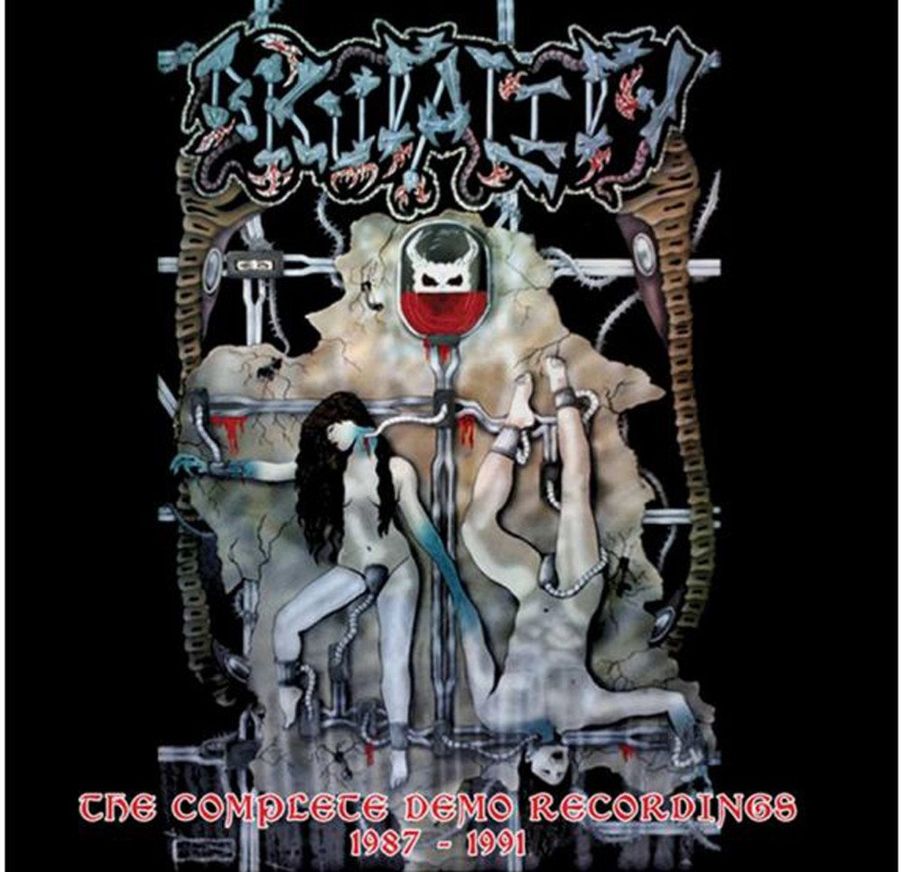 BRUTALITY – COMPLETE DEMO RECORDINGS 1987 – 1991