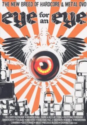 Various – Eye For An Eye: The New Breed Of Hardcore & Metal DVD